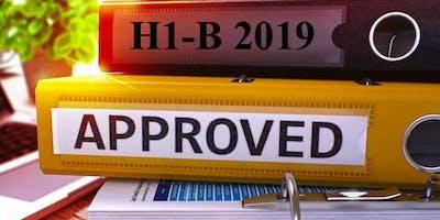 2019 Changes on H-1B and Tax Return Workshops  2019 年 H-1B签证变革及2018报税研讨会