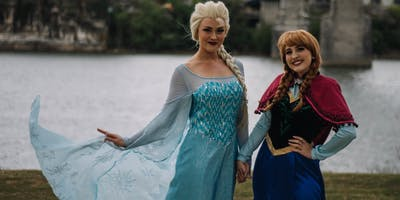 Let it Roll - Meet Elsa and Anna