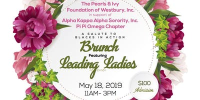 Pearls & Ivy Foundation of Westbury, Inc. in support of Alpha Kappa Alpha Sorority, Inc. Pi Pi Omega Chapter \