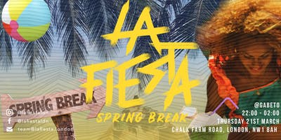 LA FIESTA Spring Break