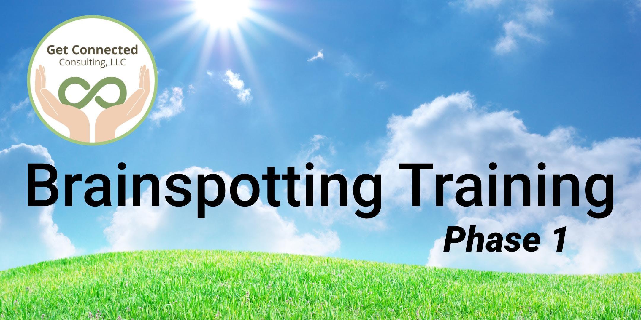 Brainspotting Training - Phase 1 (Scottsdale, AZ)