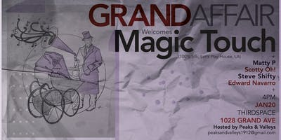 Grand Affair welcomes Magic Touch