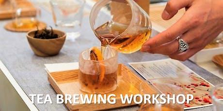 Tea Brewing Workshop tickets