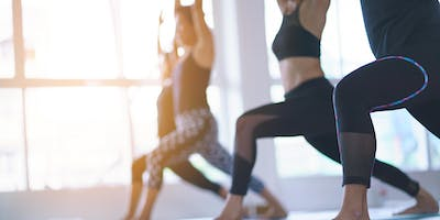 Sunrise Yoga + Healthy Juice at The Watergate Hotel