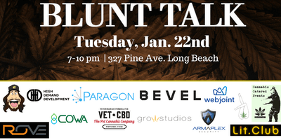 Blunt Talks Long Beach