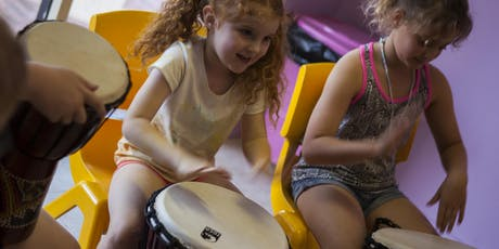 Playground - Fun and Wellness Centre: Kids Drumming Circles tickets