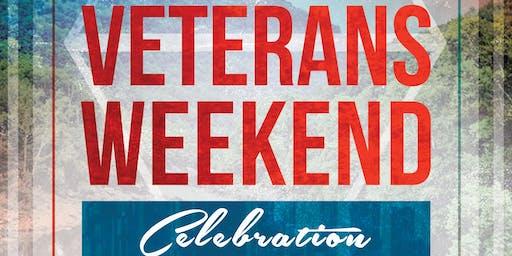 Veterans Weekend Celebration