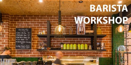 Barista Workshop tickets