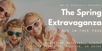 Opening Day Admission (Free Pass) - JBF Roseville Spring 2019