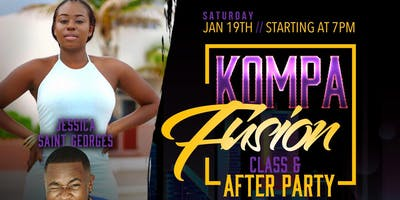 Kompa Fusion Class & After Party