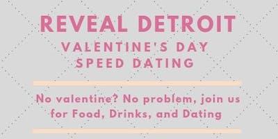 Reveal Detroit Speed Dating