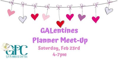 GPC GALentines Planner Meetup