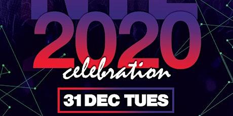 NYE 2020 Celebration tickets