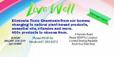 Intro to Wellness Products