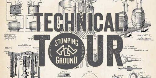 Stomping Ground Brewery 3-hour Technical Tour