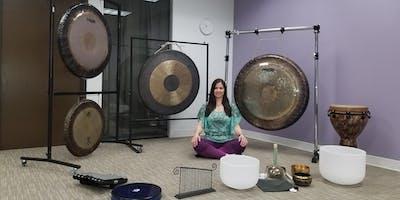 Gong Meditation Sacred Sound Journey PLUS Emotion Release