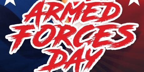 Armed Forces Day Celebration tickets