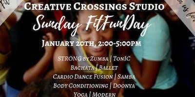Sunday FIT Funday- (Dance Fitness Sampler)