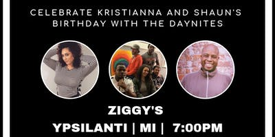 The Birth DayNite with Kristianna & The DayNites