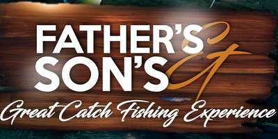 Father's & Son's Great Catch