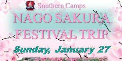 SMP TRIP 01.27 Southern Camp Sakura Festival