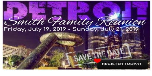Smith Family Reunion 2019