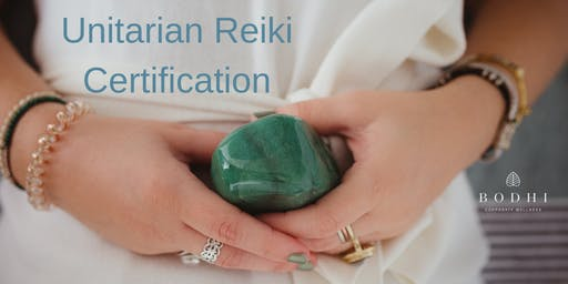 3-Day Unitarian Reiki Certification Course