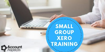 Xero small Group Training Workshop