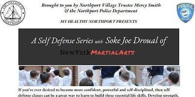 Self Defense Series with Soke Joe Droual