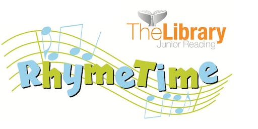 Rhyme Time at Warrnambool Library - Wednesdays 2:30pm