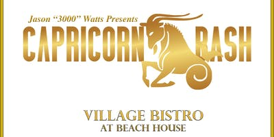 Jason V. Watts & The UPN Presents CAPRICORN BASH! at Village Bistro
