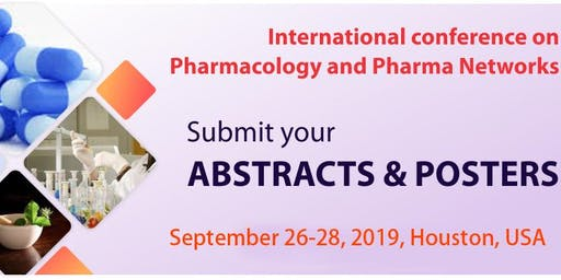 International Conference on Pharmacology and Pharma network