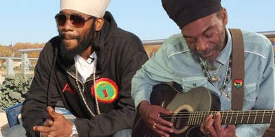 Acoustic Roots w/ Ras Attitude & Tuff Lion - at Redwood Cafe