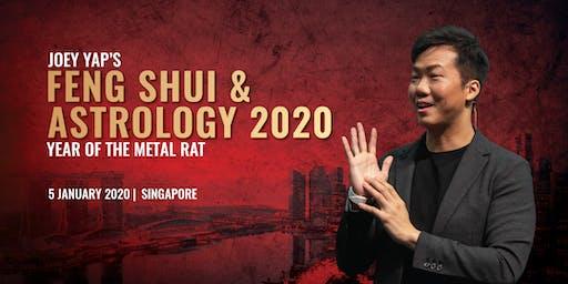 Joey Yap's Feng Shui & Astrology 2020 (Singapore)