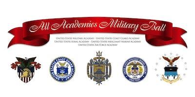 Southern California Annual All Service Academies Military Ball 2019