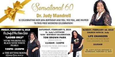 DR. JUDY'S COMMUNITY 60TH BIRTHDAY CELEBRATION