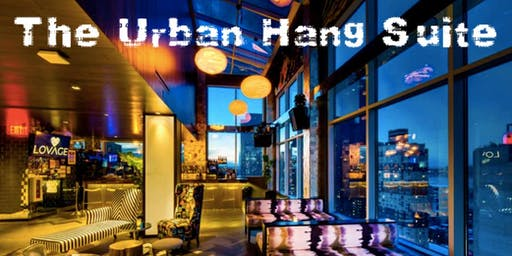 The Urban Hang Suite at High Bar Rooftop