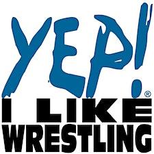 YEP! I LIKE WRESTLING®   @YEPILW logo