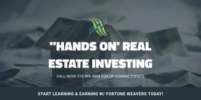 Wholesaling & Fix-N-Flipping Real Estate Investing Event