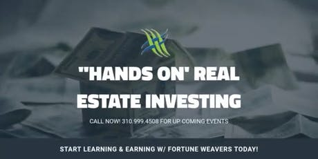 Wholesaling & Fix-N-Flipping Real Estate Investing Event tickets