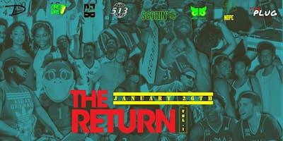 THE RETURN VOL 1: SPRING '19 KU WELCOME BACK WEEKEND