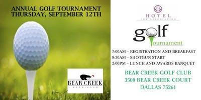 The Hotel Association's Annual Golf Tournament