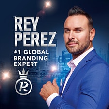 Rey Perez #1 Global Branding Expert logo