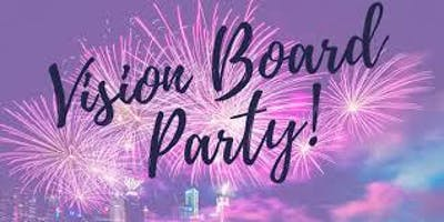 Vison Board Party