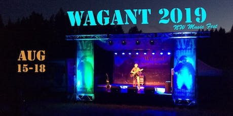 WAgant 2019 NW Music Fest! tickets