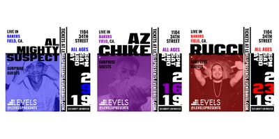 AzChike LIVE in Bakersfield