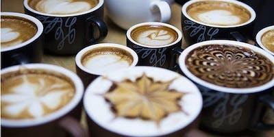 Advanced Barista & Coffee Art Course - Gympie