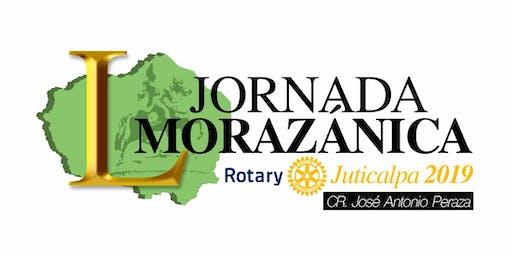 L JORNADA MORAZÁNICA, JUTICALPA 2019