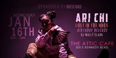 Ari Chi Birthday/ Lost In The Hues Listening Party