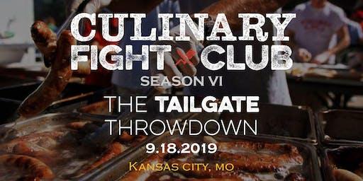 Culinary Fight Club - Kansas City: The Tailgate Throwdown